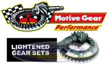 "Motive 9"" Ford 9310 Gears 4.86 Ratio - 35 Spline"