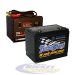 16 Volt Turbostart AGM Battery/Charger Combo