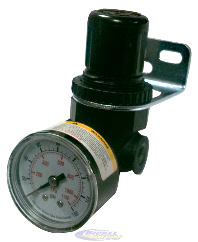 In Line Adjustable Co2 Regulator Jbrc1105f