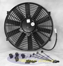 Electric Radiator Fan JBRC5520 12""