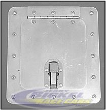 Fuel Access Door Surface Mount