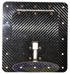 Fuel Access Door (Surface Mount) (Carbon)
