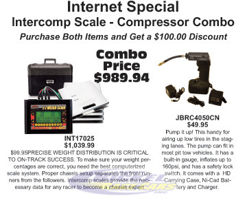 Intercomp Scale - Compressor Combo $100.00 off
