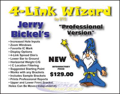 4-LINK WIZARD Professional Version
