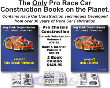 Pro Chassis Construction 2 Book Combo