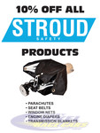 10% OFF ALL STROUD PRODUCTS