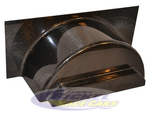 Carbon Fiber Tunnel Bonnet Window Cover JBRC2120C
