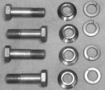 Shock Mounts, Snubbers & Bolts