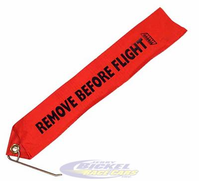REMOVE BEFORE FLIGHT FLAG
