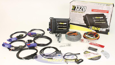 Racepak Sportsman Data Logger Kit RAC610KT1320SPRT
