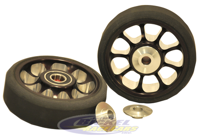Pro Billet Wheelie Bar Wheels GMM-1