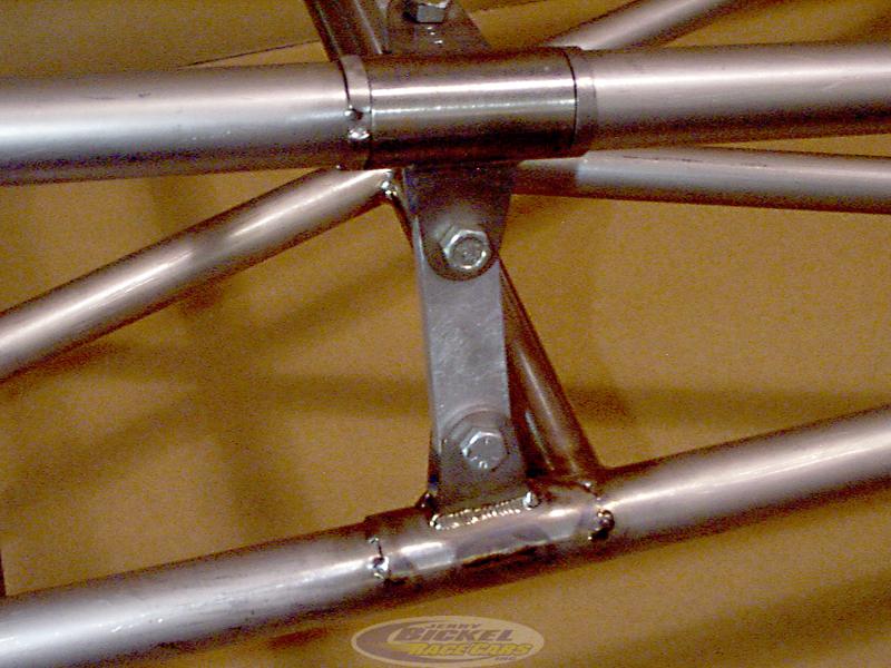 Pro Mod Wheelie Bars Welded Jbrc1032
