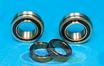 58508 Axle Bearings,3.347 X 45 mm (pr)