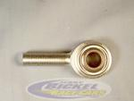 Mild Steel Male (LH) Rod End - CB-4