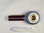 Aluminum Male (LH) Rod End - XALB