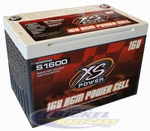16 Volt XS Power AGM Battery S1600