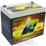 Lithiumpros T1600 Battery