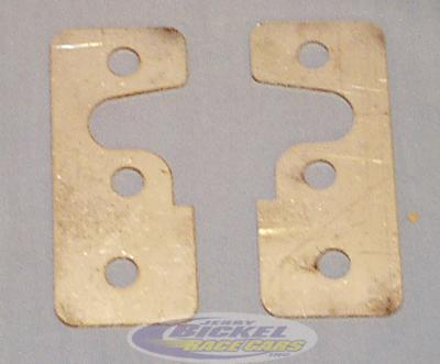 Striker Protection Plates JBRC2032A