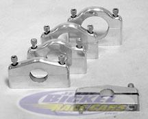 Billet Aluminum Bar Mounts (1.375 D)