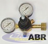 REGULATOR, adjustable,dual gauges ABR