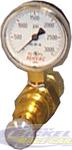 CO2 Regulator (Single Gauge 125 psi) - JBRC1105R