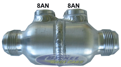 Fabricated Check Valve CRR003B #16AN