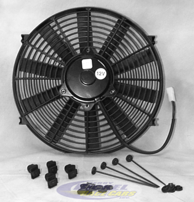 "Close-Out Pricing Electric Fan 14"" (16"" SOLD OUT)"