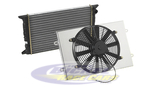 Sirocco Radiator, Fan and Shroud Package JBRC5070P