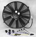 Electric Radiator Fan JBRC5521 14""