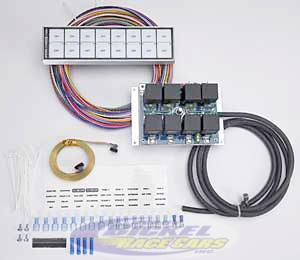 arc auto rod controls 8000 8 switch touch rh jerrybickel com arc switch panel wiring kits Rocker Switch Wiring Diagram