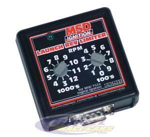 Manual RPM Launch Control 7551