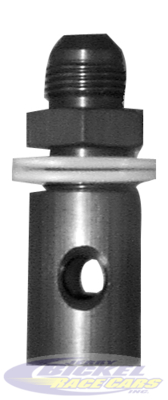 Vent/Roll-Over Valve -6 AN