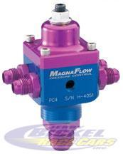 MAGNAFUEL FUEL SYSTEMS MP-9433 4-PORT FUEL REGULATOR