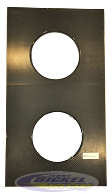 Carbon Isolator Tray for 8 in. 7390 Carbs JBRC2164