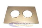 Custom Carb Isolator Tray - Dual JBRC2004-2004-1