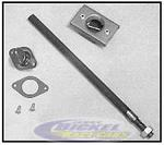 Scoop to Carb DZUS Fastener Kit JBRC2008