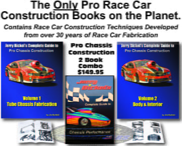Pro Chassis Construction 2 Book Combo w/FREE Chassis Manual