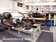 About Jerry Bickel Race Cars - Chassis Shop