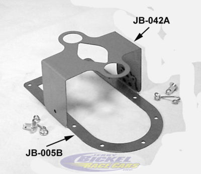 Master Cylinder Protection Plates JB-042A