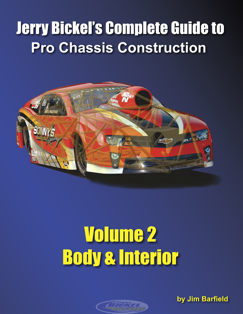 Pro Chassis Construction 2 Book Combo Car Electrical Wiring Books