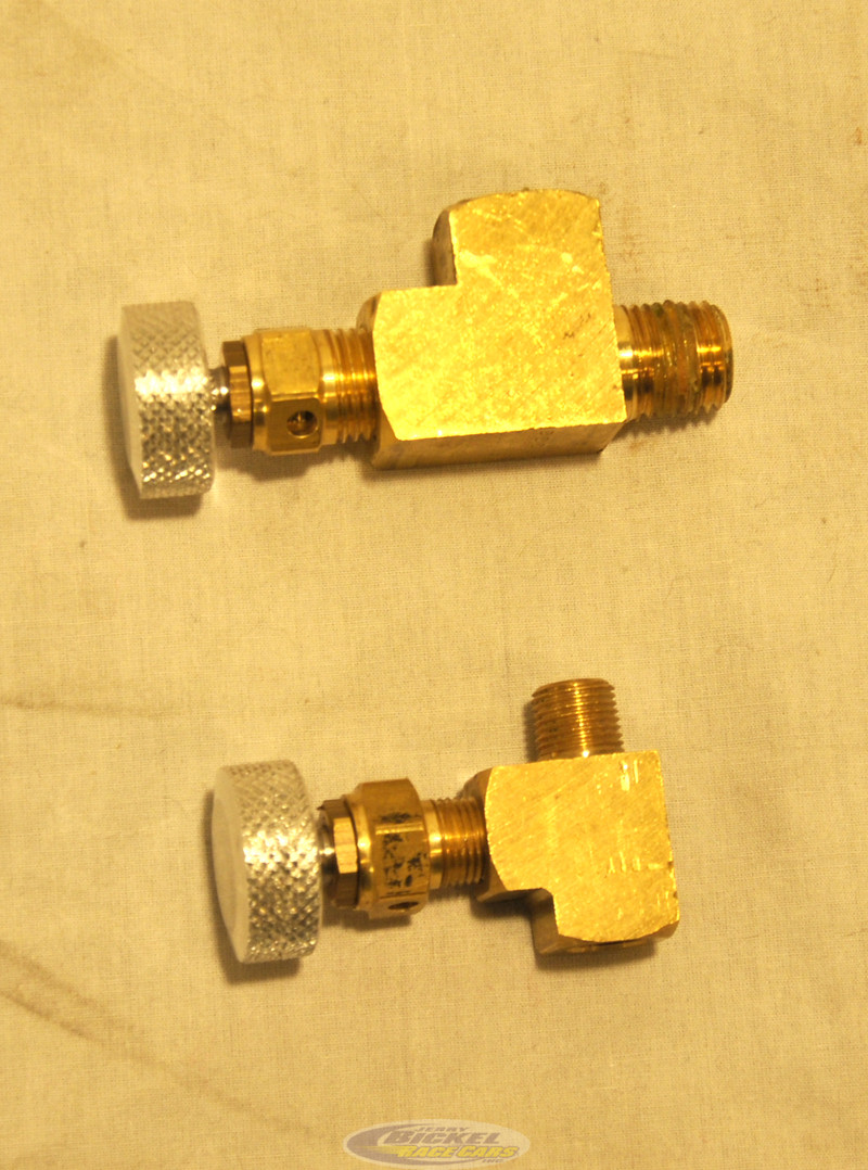 Push To Connect Fittings >> Air Bleed Off Valves JBRC-056A-B