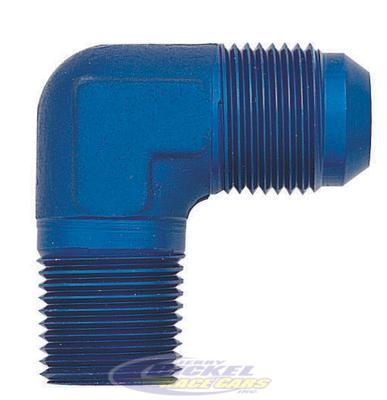 "Adapters 90 #4 - 1/4"" NPT"