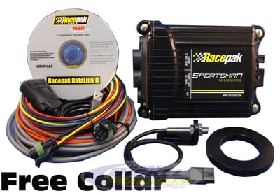 Racepak Sportsman $855.00 w/ Free Mark Williams D/S Collar