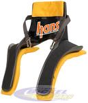 HANS Head and Neck Restraints 20XLE w/Quick Disconnect Teathers