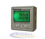 Digital Angle Gauge with magnetic base & sides INT102144