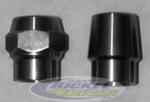 "Tube Adapter (1/2"" x .058"") Thread Size 5/16"" - 24LH"