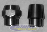 "Tube Adapter (1-5/8"" x .120"") Thread Size 3/4"" - 16LH"