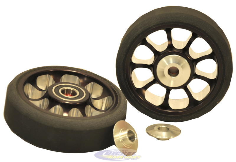 Push To Connect Fittings >> Pro Billet Wheelie Bar Wheels GMM-1
