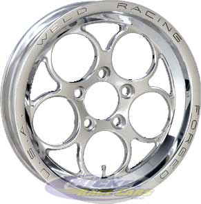 Magnum Drag 2.0 1-Piece Front Wheels 786-15274