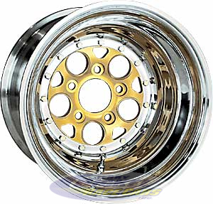 Magnum Drag 2.0 Rear Wheels 786-516278